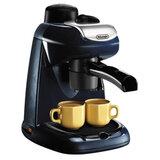 Кофеварка рожковая DELONGHI EC7, объем 0,4 л, мощность 800 Вт, давление 3,5 бар, насадка взбивания