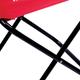 Табурет складной ОФИСМАГ, 38×33×33 см, красный