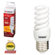 Лампа люминесцентная энергосберегающая SONNEN Т2, 11 (60) Вт, цоколь E27, 12000 ч., теплый свет, премиум