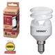 Лампа люминесцентная энергосберегающая SONNEN Т2, 9 (35) Вт, цоколь E14, 8000 часов, теплый свет, эконом