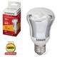 Лампа люминесцентная энергосберегающая SONNEN зеркальная Т2, 15 (60) Вт, цоколь E27, 12000 ч., d=63 мм, теплый свет, премиум