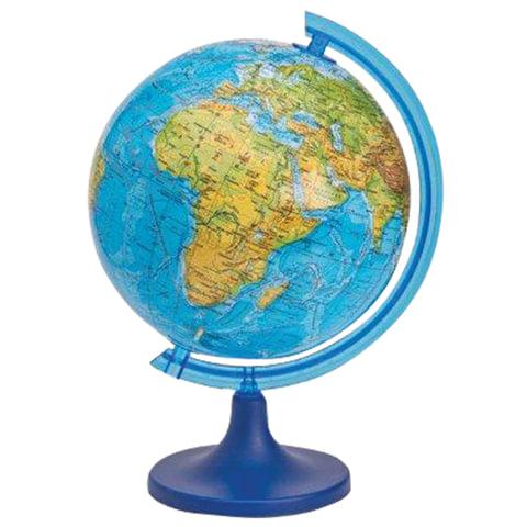 """Глобус физический DMB, диаметр 220 мм (изготовлено по лицензии ФГУП ПКО """"Картография"""")"""