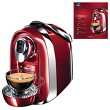 ���������� ���������� TCHIBO Cafissimo Compact Red, �������� 950 ��, ����� 1,1 �