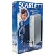 Обогреватель масляный SCARLETT SC-1153, 1800 Вт, 9 секций, встроенный тепловентилятор, белый
