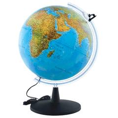 Глобус физический/<wbr/>политический TECNODIDATTICA (Италия) «Falcon», диаметр 400 мм, с подсветкой