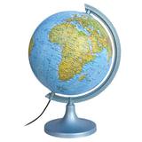 Глобус физический/<wbr/>политический DMB, диаметр 250 мм, с подсветкой (по лицензии ГУП ПКО «Картография»)