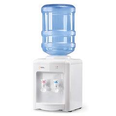 Кулер для воды AEL TD-AEL-340, настольный, нагрев/<wbr/>охлаждение, 2 крана, белый