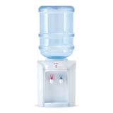 Кулер для воды AEL TK-AEL 110, настольный, нагрев/<wbr/>без охлаждения, белый
