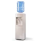 Кулер для воды AEL LC-AEL-16b, напольный, нагрев/<wbr/>охлаждение, холодильный шкаф, 2 крана