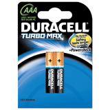 ��������� DURACELL Turbo AAA LR3, �������� 2 ��., �������, 1,5 � (����� ������ �������� ���������)