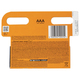 Батарейки DURACELL Basic, AAA LR3, Alkaline, 12 шт., в блистере, 1,5 В