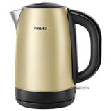 Чайник PHILIPS HD9325/<wbr/>50, закрытый нагревательный элемент, объем 1,7 л, мощность 2200 Вт, сталь, кремовый