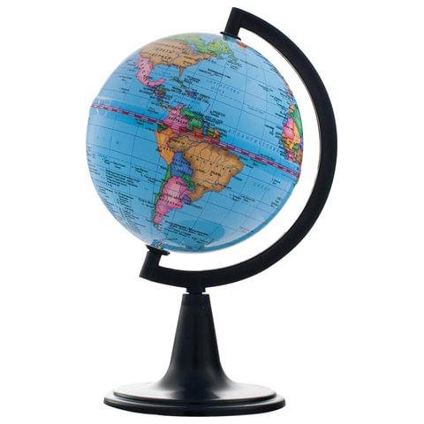 Глобус политический, диаметр 120 мм (Россия)