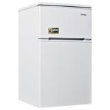 Холодильник SHIVAKI SHRF-90D, общий объем 90 л, верхняя морозильная камера 26 л, 47,5×49,5×85,2 см, белый