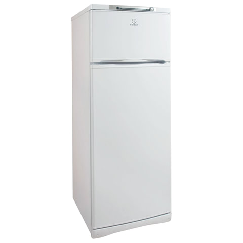 Холодильник INDESIT ST 167, общий объем 300 л, верхняя морозильная камера 53 л, 60×66,5×167 см, белый