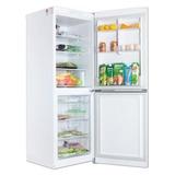 Холодильник LG GA-B379SVCA, общий объем 312 л, нижняя морозильная камера 87 л, 59,5×62,6×171 см, белый