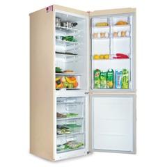 Холодильник LG GA-B409UEQA, общий объем 303 л, нижняя морозильная камера 86 л, 59,5×65×189,6 см, бежевый