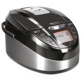 Мультиварка REDMOND RMC-FM230, мощность 860 Вт, объем 5 л, 70 программ, подъемный нагревательный элемент, сталь, черная