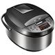 Мультиварка REDMOND RMC-M4510, мощность 700 Вт, объем 5 л, 40 программ, отсрочка 24 ч, сталь, черная