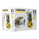 ��������� KARCHER (������) K5 Premium, �������� 2,1 ���, �������� 20-145 ���, ����� 8 �, 1.181-313.0