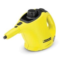 Пароочиститель KARCHER (КЕРХЕР) SC1, мощность 1200 Вт, максимальное давление 3 бар, объем 0,2 л, желтый, 1.516-260.0