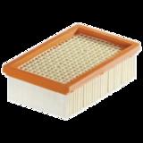 Фильтр для пылесоса KARCHER (КЕРХЕР), плоский складчатый, для моделей MV 4/<wbr/>MV 5, 2.863-005.0