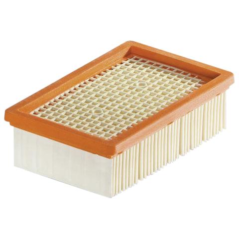 Фильтр для пылесоса KARCHER (КЕРХЕР), плоский складчатый, для моделей MV 4/MV 5, 2.863-005.0