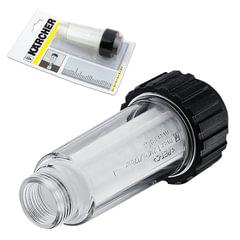 Фильтр для минимойки KARCHER (КЕРХЕР), водяной, универсальный, 4.730-059.0