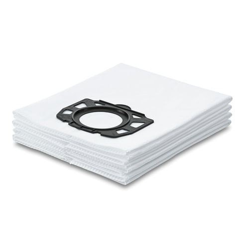 Пылесборники KARCHER, комплект 4 шт., из нетканного материала, для пылесосов MV 4/5/6, 2.863-006.0