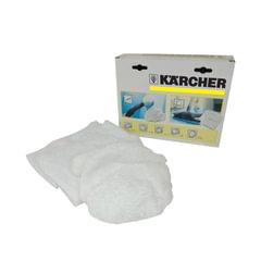 Обтяжки для пароочистителя KARCHER (КЕРХЕР), комплект 5 шт., из махровой ткани, для модели SC1-2, 6.960-019.0