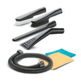 Набор насадок для уборки автомобиля KARCHER (КЕРХЕР), 7 предметов, к пылесосам WD, 2.862-128/<wbr/>2.863-225.0