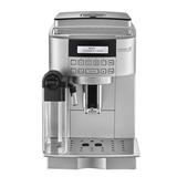 Кофемашина DELONGHI ECAM 22.360.S, объем 1,8 л, мощность1450 Вт, давление 15 бар, емкость для зерен 250 г, пластик, серебристая