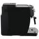 Кофемашина DELONGHI ECAM 22.110.B, объем 1,8 л, мощность 1450 Вт, давление 15 бар, емкость для зерен 250 г, пластик, черная