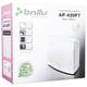 Очиститель воздуха BALLU АР-420F7, мощность 62/<wbr/>64 Вт, ионизатор, площадь помещения до 35 м2, белый