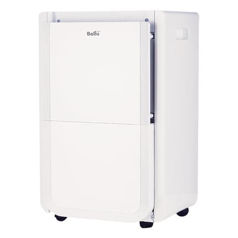Осушитель воздуха BALLU BDH-50L, дисплей, мощность 740 Вт, бак 7,7 л, площадь помещения 60 м2, белый