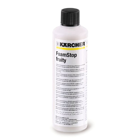 Пеногаситель для пылесосов KARCHER (КЕРХЕР) FoamStop Fruity, 125 мл, 6.295-875.0