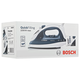 Утюг BOSCH TDA2365, 2200 Вт, терморегулятор, керамическая поверхность, самоочистка, серый