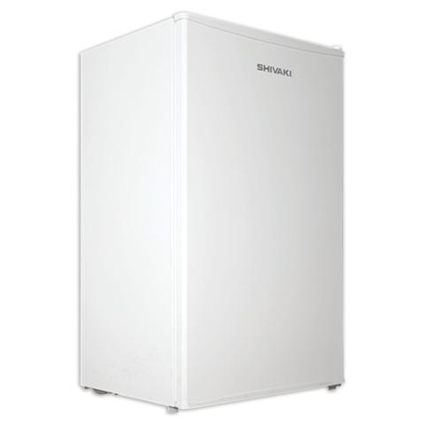 Холодильник SHIVAKI SHRF-104CH, общий объем 100 л, морозильная камера 10 л, белый
