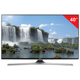 "Телевизор LED 40"" SAMSUNG UE40J6200,1920×1080, Full HD, 16:9, Smart TV, Wi-Fi, 200 Гц, HDMI, USB, черный, 8,7 кг"