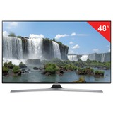 "Телевизор LED 48"" SAMSUNG UE48J6200, 1920×1080, Full HD, 16:9, Smar tTV, Wi-Fi, 200 Гц, HDMI, USB, черный, 12,3 кг"