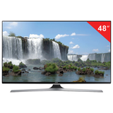 "��������� LED 48"" SAMSUNG UE48J6200, 1920×1080, Full HD, 16:9, Smar tTV, Wi-Fi, 200 ��, HDMI, USB, ������, 12,3 ��"