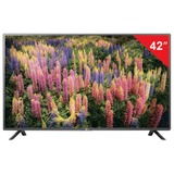 "Телевизор LED 42"" LG 42LF560V, 1920×1080, Full HD, 16:9, 50 Гц, HDMI, USB, черный, 9,5 кг"