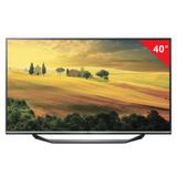 "��������� LED 40"" LG 40UF670V, 3840×2160, 4K UHD, 16:9, 100 ��, HDMI, USB, ������, 10,4 ��"
