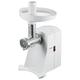 Мясорубка BOSCH MFW1501, мощность 1000 Вт, производительность 1,5 кг/<wbr/>мин, пластик/<wbr/>металл, белая
