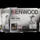 Мясорубка KENWOOD MG480, мощность 1500 Вт, производительность 1,9 кг/<wbr/>мин, металлический шнек, реверс, пластик, белая