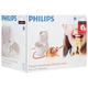 Миксер PHILIPS HR1565/<wbr/>40, мощность 400 Вт, 3 скорости, 2 венчика, 2 крюка для теста, чаша на подставке, белый