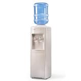 Кулер для воды AEL LC-AEL-16, напольный, нагрев/<wbr/>охлаждение, белый