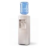 Кулер для воды AEL LD-AEL-160, напольный, нагрев/<wbr/>охлаждение, белый
