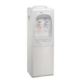Кулер для воды HOT FROST V230C, напольный, нагрев/<wbr/>охлаждение, шкафчик 14 л, 2 крана, белый