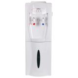 Кулер для воды HOT FROST V208XE, напольный, нагрев/<wbr/>охлаждение, шкаф-озонатор 17 л, 2 крана, белый